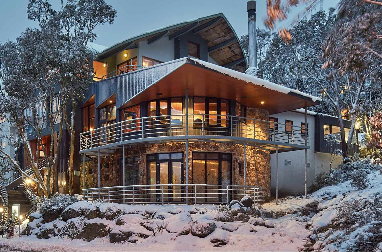 Luxury Lodge Falls Creek Australia
